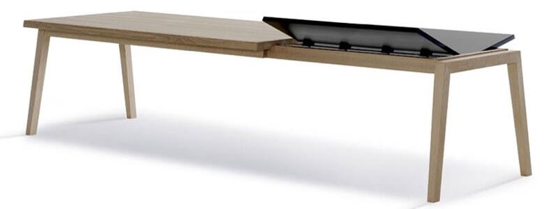 Carl Hansen SH900 Extend designer spisebord i højeste kvalitet