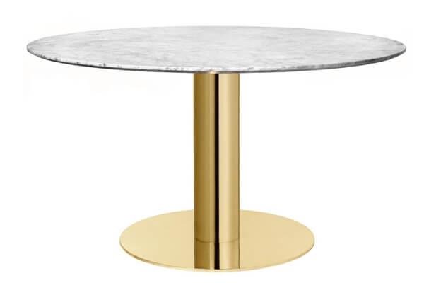Gubi Round spisebord (forskellige størrelser og farver)
