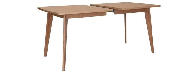 Kensal spisebord i eg og moderne design