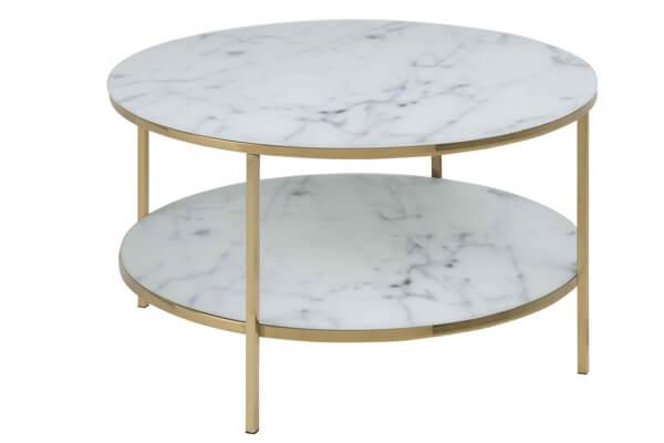 Alisma marmor sofabord