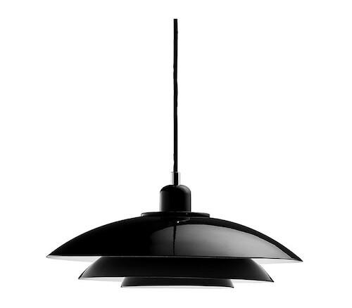 Dyberg Larsen Kaje - En af de mest kendte dansk designede pendel lamper til stuen