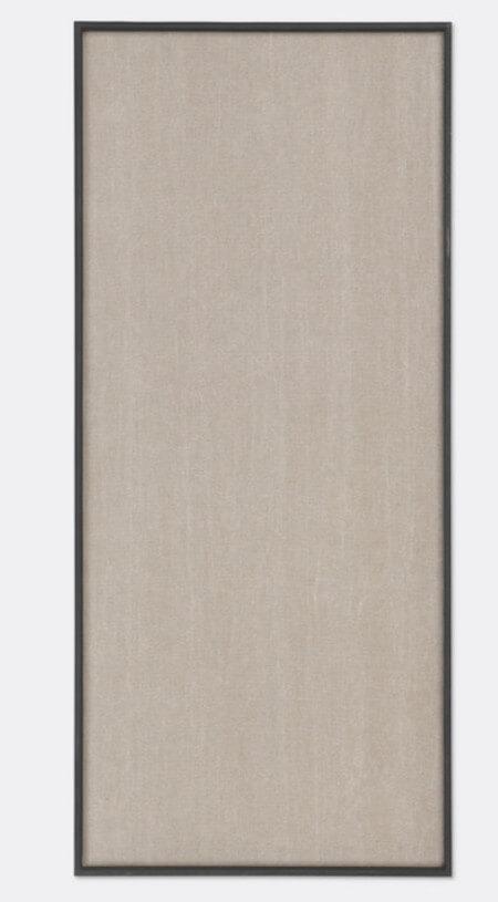 Ferm Living Scenery pinboard opslagstavle med beige bomuldslærred og asketræ