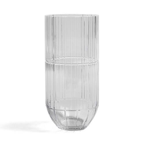 HAY Colour Vase XL i smuk klar nuance Transparent
