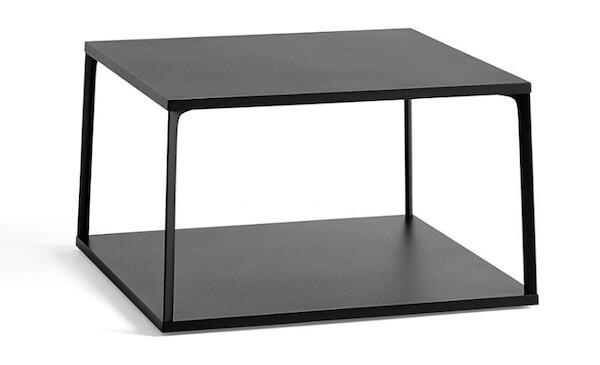 HAY Eiffel Coffee Table - Multifunktionelt sofabord med ekstra hylde til magasiner