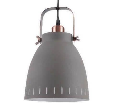 Leitmotiv Mingle LM1432 - Budgetvenlig pendel til spisebordet med kobber fatning