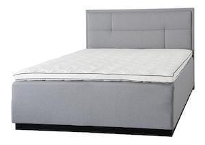 Norland Superior ONE 160x200 kontinental seng med vaskbar madras og 3 lag