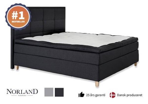 Norland_eksklusiv_komfort_-_bestseller_kontinentalseng_160x200_med_valgfri_topmadras