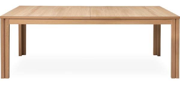 Skovby Morrison SM24 - Klassisk langbord med hele 3 tillægsplader
