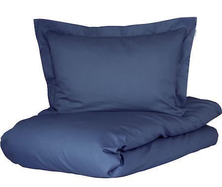 Turiform turistripe - Egyptisk kvalitets sengetøj i 3 valgfrie farver