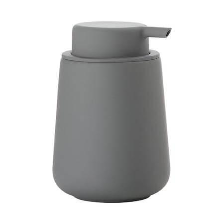 Zone Nova sæbedispenser - Med lækkert soft touch der passer til alle typer badeværelser