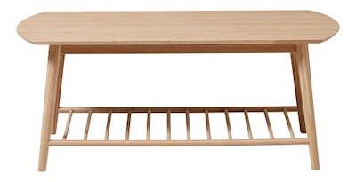 Cinas sofabord - Flot bord udført i 100% bambus træ