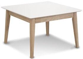 Stockholm hvid sofabord i højtrykslaminat