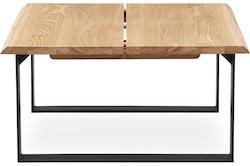 Timber lille plank sofabord 2 organiske planker