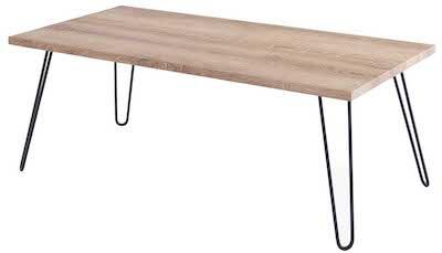 Toulouse sofabord træ - Prisvenlig bord til teenageværelet i god kvalitet