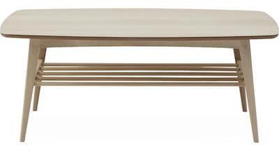 Woodstock firkantet sofabord - Moderne bord i 100% egetræ