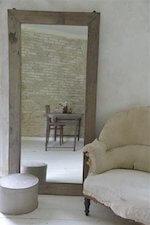 Jeanne D' Arc Gulvspejl 175 fransk landstil møbel