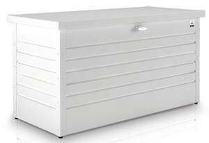 Biohort hvid opbevarings boks med indbygget ventilation