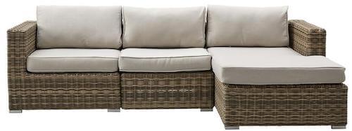 Calvi favorit Lounge havemøbler til terrassen og haven