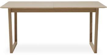 Ease spisebord 160 cm inkl. 2 tillægsplader
