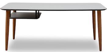 Easy nano sofabord med opbevaring i nano laminat