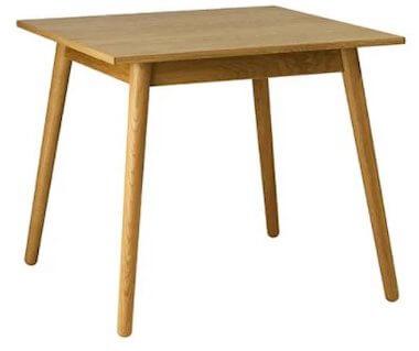 FDM møbler C35A 2 personers spisebord i klassisk design fra 1957