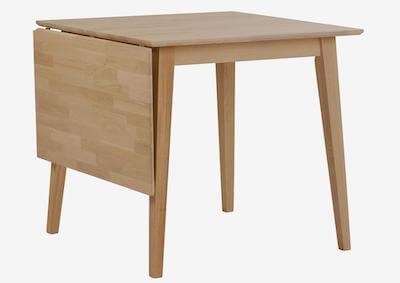 Flippa drop bord med folde funktion i nordisk stilart