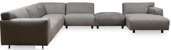 Vesta modul sofa med chaiselong