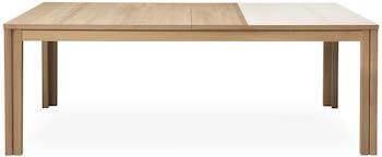 Skovby Morrison SM24 stort bord med udtræk til 6 tillægsplader