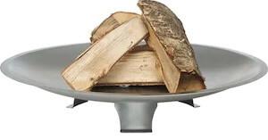 Bonfire billig bålfad i stål til snobrød og hygge