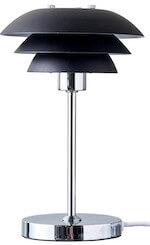 Dyberg Larsen DL16 Opal sort lampe