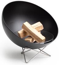 Höfats Bowl plancha-grill med base med mange funktioner