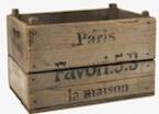 Ib Laursen kasse sæt af 2 med flot tekst