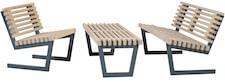 Siesta møbelsæt fra PLUS