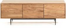 Delsie smukt tv bord fremstillet i akacietræ fra LaForma