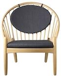 FDB Jørna klassisk stol fra 1952 designet af Poul M. Volther