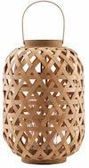 Grome bambus lanterne fra House Doctor