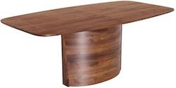 Skovby SM117 spisebord i valnød