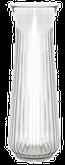 Lyngby vandkaraffel 1 liter med flotte riller