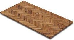 Skagerrak Sild tray skærebræt i smukt sildebensmønster